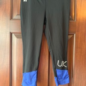 UK women's capris worn once, no snags or rips